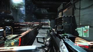 Crysis 3 - Интерактивный трейлер