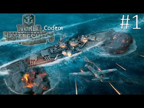 Все корабли World of Warships - #1 - Корабли за пиастры (Часть 1)