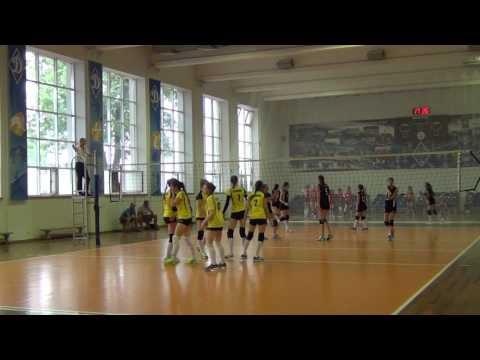Детский турнир по волейболу 15.07.2017,зал Динамо Краснодар
