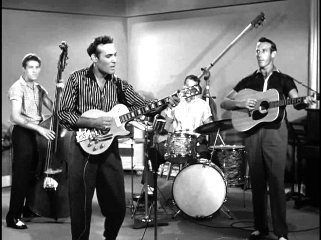 Carl Perkins!!!! Glad All Over