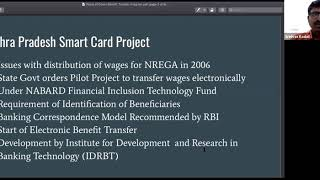 Roots of Direct Benefit Transfer Program