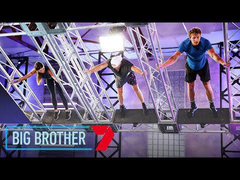 Challenge: Sophie and Chad hang tough against the Alphas | Big Brother Australia
