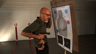 Close Quarters Shooting: Handgun Drawing  |  Personal Defense Network
