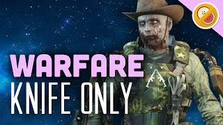 Knife Only : Call of Duty Advanced Warfare Funny Moments (Free for All)