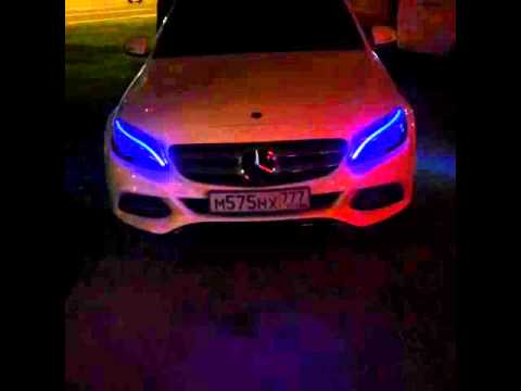 Mercedes benz led intelligent light system youtube for Led light for mercedes benz