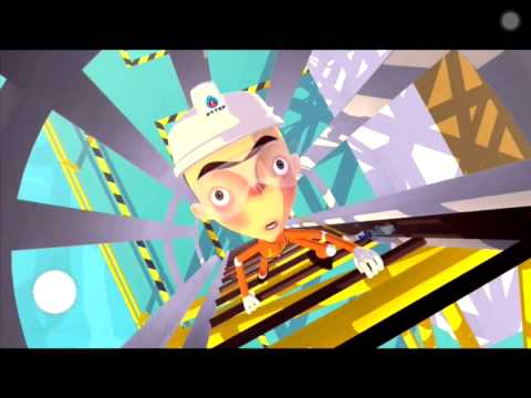 Interactive Film : Safety-Offshore (iPhone , iPad , Web)