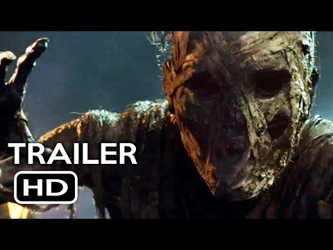 The Mummy Official Trailer #2 (2017) Tom Cruise, Sofia Boutella Action Movie HD