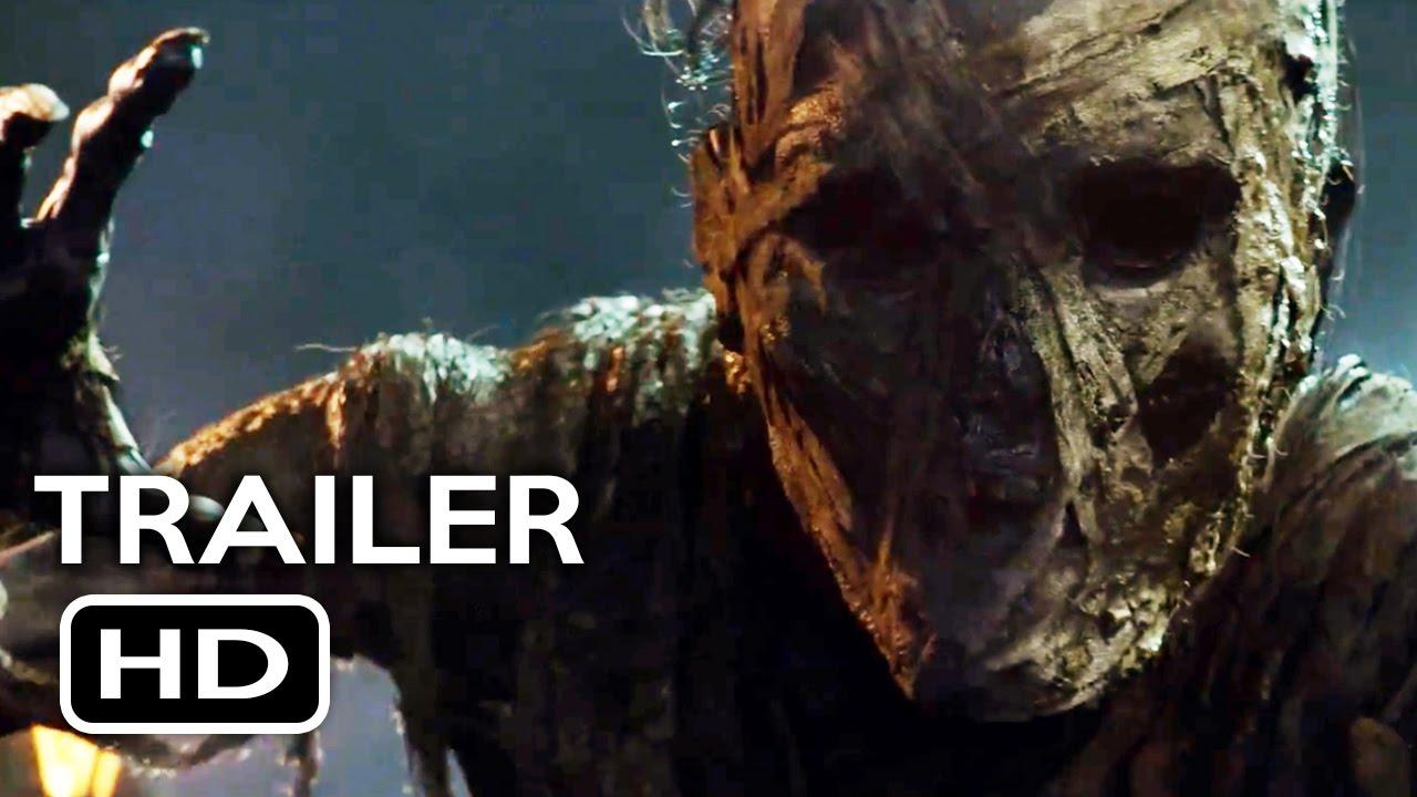 the mummy official trailer 2 2017 tom cruise sofia
