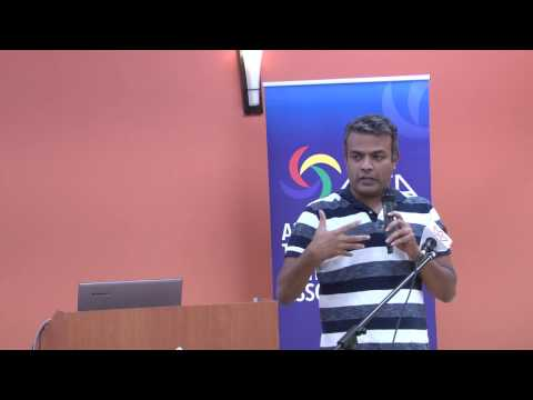 Kumar Rangarajan (Facebook) Speech at ATEA SV event on Dec 3, 2016
