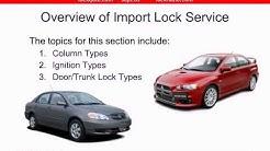 Automotive Locksmith Overview - SOPL Video Training Series