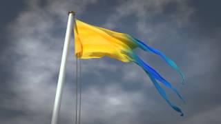 Blender 2.72 - Flag Pole in the Wind