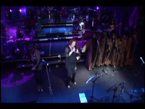 I'll be there - Dancing Mood con D. Dixon, P. Varela y Coro Gospel Argentino (DVD 100 nicetos)