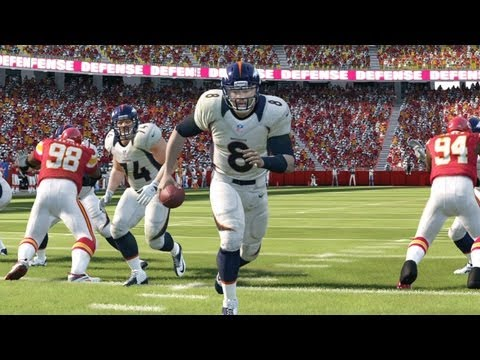 Madden NFL 13 - Connected Careers Ep. 7 - Rookie Season Week 3