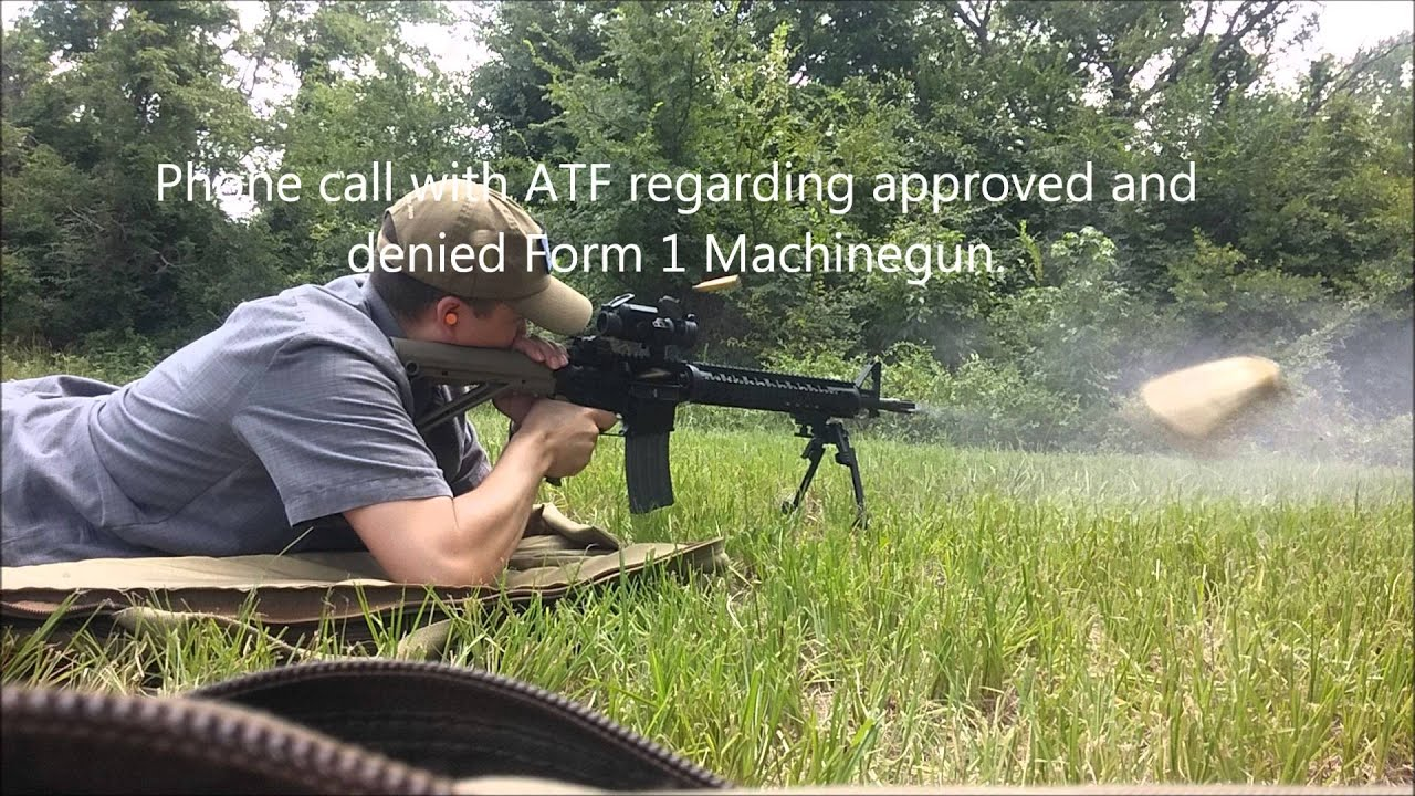 ATF Just Approved the First New Civilian Machine Gun in 28 Years  By