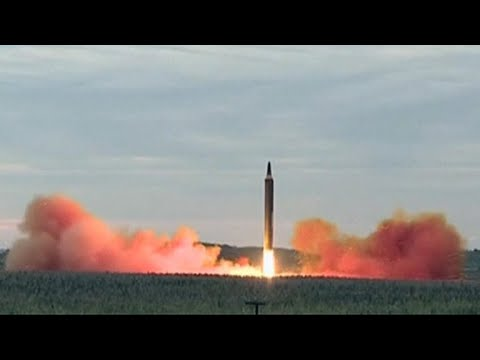 North Korea releases new video of missile test that flew over Japan