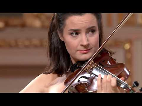 Amalia Hall plays Mozart and Bach - Stage 3 - International H. Wieniawski Violin Competition STEREO