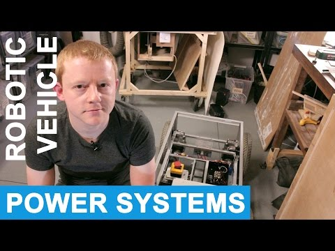 Power Systems - Robotic Vehicle #6