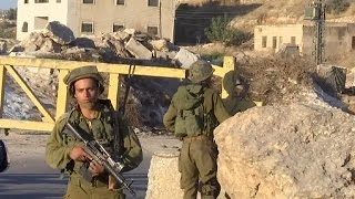 Israel bombardea instalaciones de Hamás en la Franja de Gaza