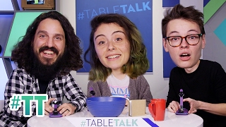 Do We Date Our Fans?? on TableTalk