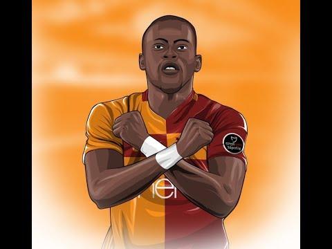 Badou Ndiaye ● Defensive Skills & Dribblings & Asists ● Black Panter ● Galatasaray 2018/19