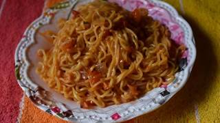 Yippee Noodles Masala Recipe, How to Make instant Yippee Noodles, Noodles Recipe with Noodles Masala