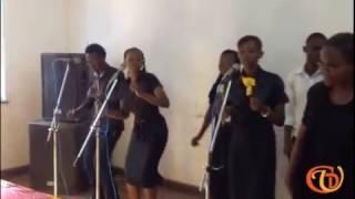 casfeta udsm praise and worship team cupt katika nyumba ya bwana