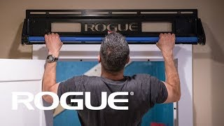 The Rogue Door Jammer Pull-Up Bar