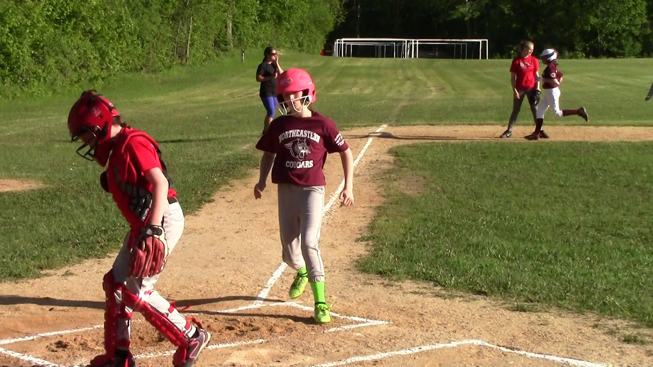 Champlain-Rouses Point - Beekmantown Pee Wee Softball  6-6-19