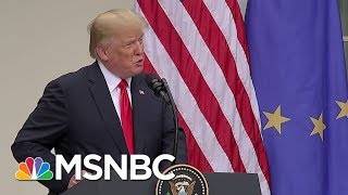White House Makes 'Inexcusable Move' In Barring CNN Reporter Kaitlan Collins | Morning Joe | MSNBC thumbnail