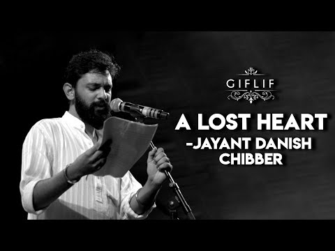 Jayant Chibber | बरहम सा दिल (a lost heart) | GIFLIF