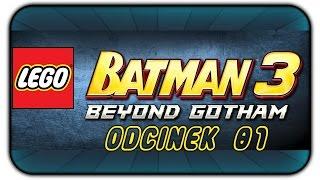 LEGO Batman 3: Beyond Gotham (#1) Robin?