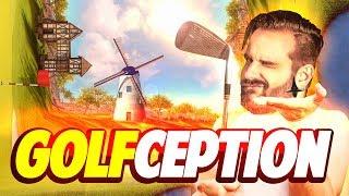 Wenn wir GOLFEN, kann unser Verstand fast alles! 💀 HWSQ 154 ★ Golf It!