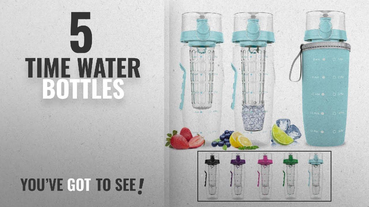 Best Time Water Bottles 2018 Bevgo Infuser Water Bottle