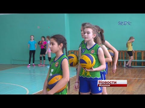 Достойно дебютировали на Первенстве России волейболистки Искитима