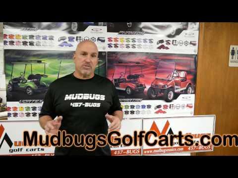 Charging Golf Cart Batteries - Mudbugs Golf Carts