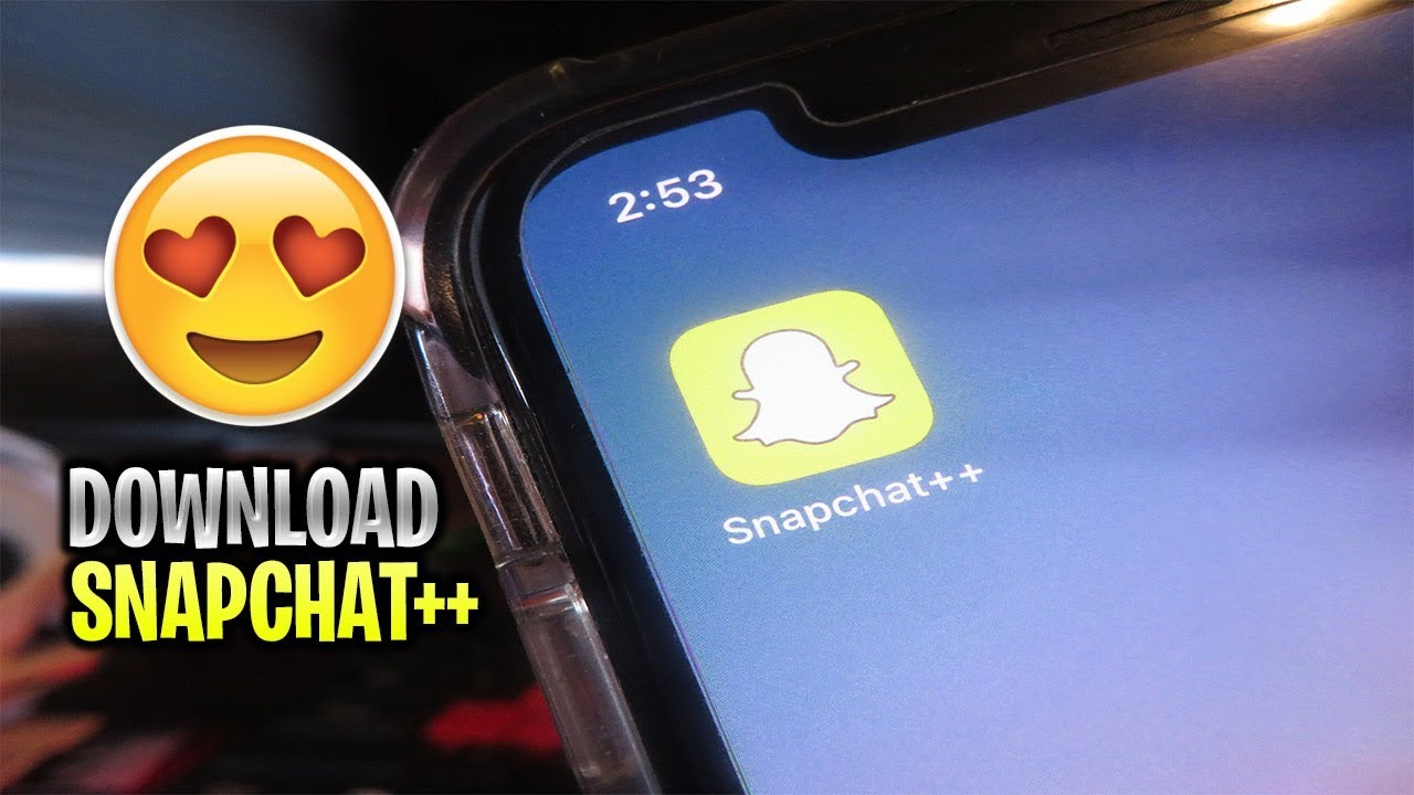 How to Get Snapchat ++ ✅ Snapchat ++ Download iOS/Android 2019 NOT WORKING  FIX