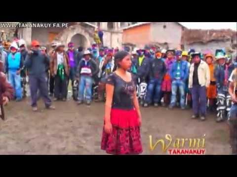 WOMEN FIGHT - Takanakuy Cusco 2014 Mujeres 4/20