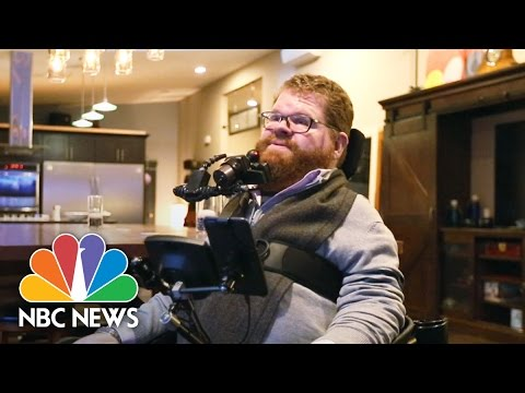 Smart Homes Are Game Changer for People With Disabilities   NBC News