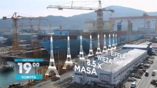Discovery Channel - Największy statek świata