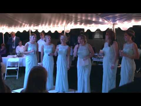 Best Bridesmaid Wedding Toast - Remix of Reba's