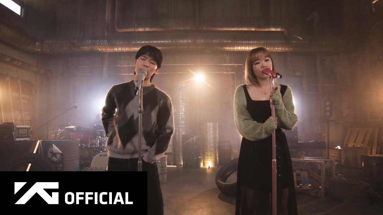 AKMU share a live band session preview of their 3rd single 'Happening' | allkpop