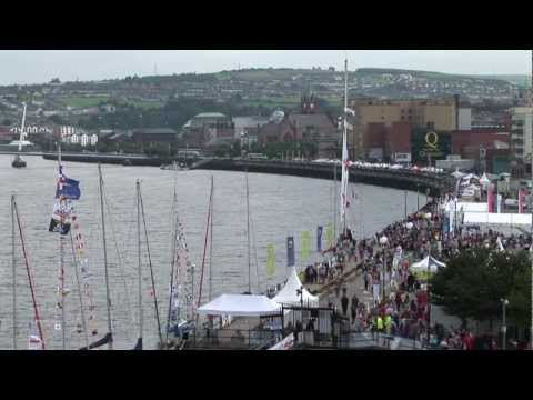 Clipper Homecoming Festival - Derry~Londonderry 2012