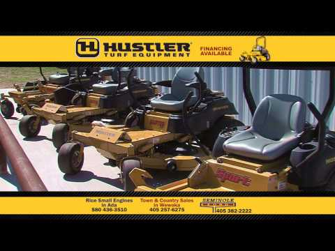 Hustler Mower May 2014 - Seminole Ford Oklahoma