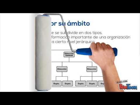 Tipos De Estructura Organizacional Y Organigramas Youtube