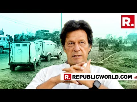 Republic TV Exclusive: Republic TV Exposes 'C Grade ISI Edit Job' On Pak PM Imran Khan's Briefing