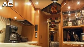 Luxury Safari Style RV   RV Tours