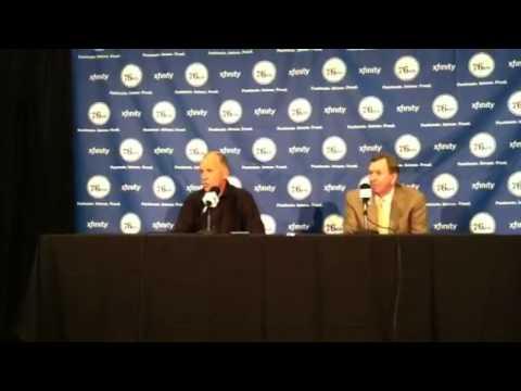 The Chris Murray Report: Doug Collins and Rod Thorn