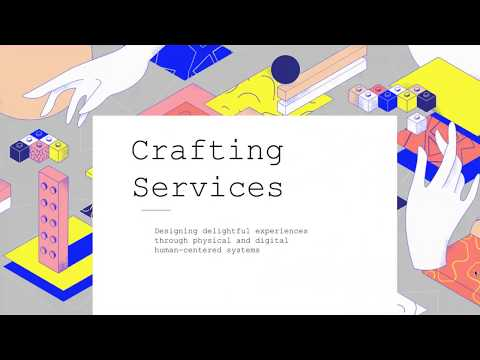 User experience, service design, and crafting delightful customer interactions