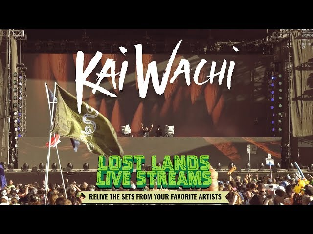 Kai Wachi Live @ Lost Lands 2017