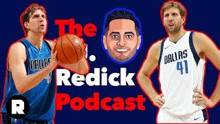 Dirk Nowitzki on Longevity and Playing for One Team | The JJ Redick Podcast (Ep. 22)